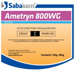 Ametryn 800WG
