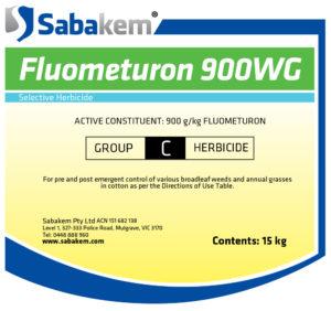 Fluometuron 900WG