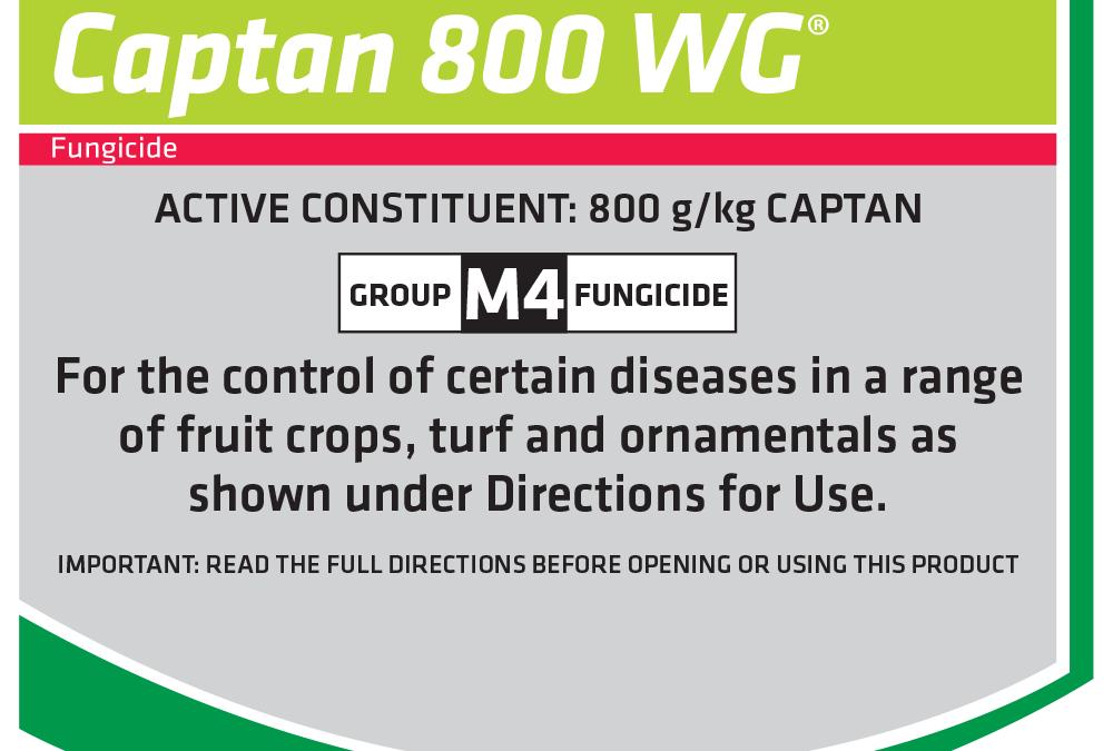 Captan 800WG