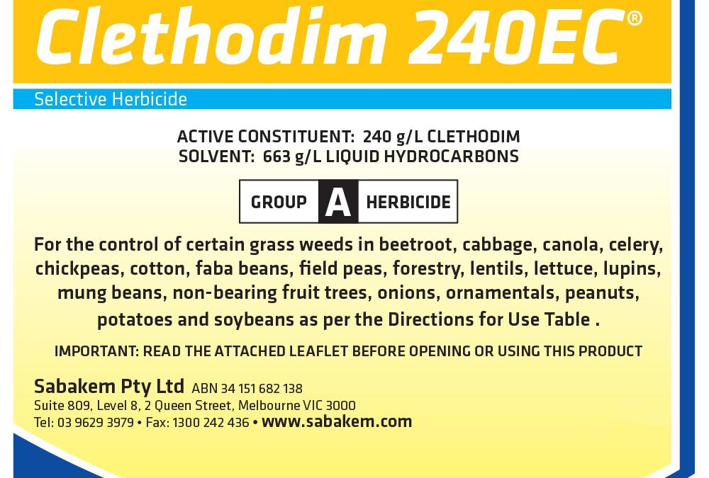 Clethodim 240EC