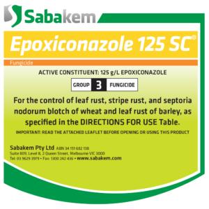Epoxiconazole 125 SC
