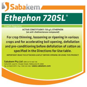 Ethephon 720SL