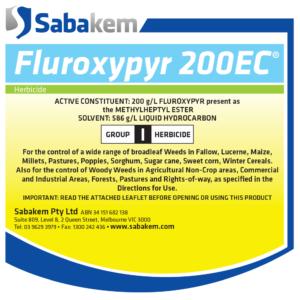 Fluroxypyr 200EC