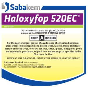 Haloxyfop 520EC