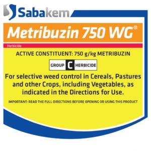 Metribuzin 750 WG