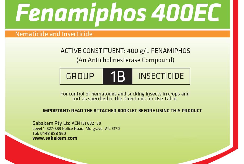 Fenamiphos 400EC