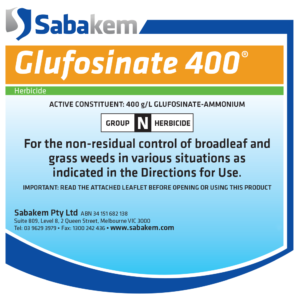 Glufosinate 400