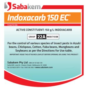 Indoxacarb 150 EC