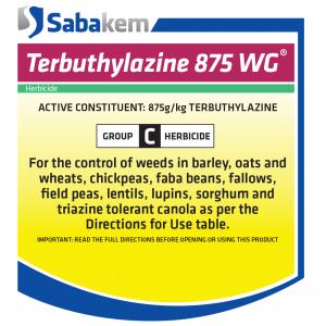 Terbuthylazine 875 WG