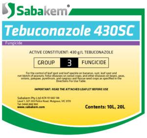 Tebuconazole 430SC