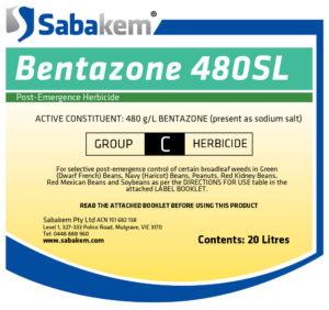 Bentazone 480SL
