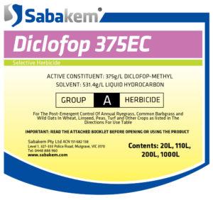 Diclofop 375EC