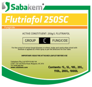 Flutriafol 250SC