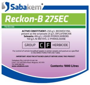 Reckon-B 275EC