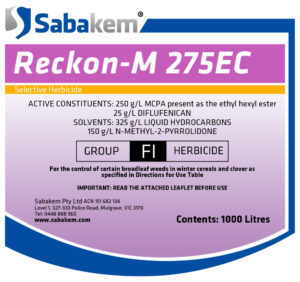 Reckon-M 275EC