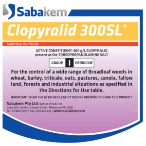 Clopyralid 300SL