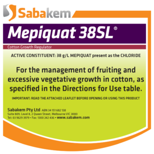 Mepiquat 38SL