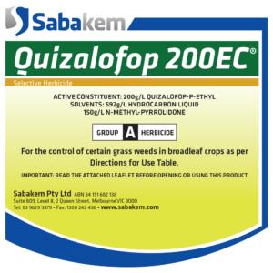 Quizalofop 200EC