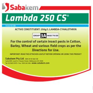 Lambda 250 CS