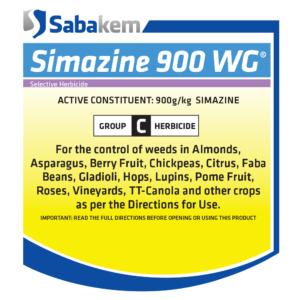 Simazine 900WG