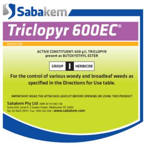 Triclopyr 600EC