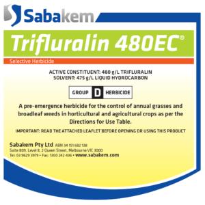 Trifluralin 480EC