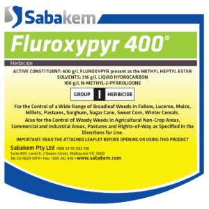 Fluroxypyr 400